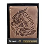 Guinness Wings Brown Leather Wallet