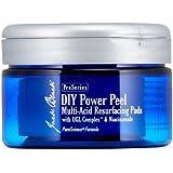 Jack Black DIY Power Peel Multi-Acid Resurfacing Pads, 40 Count