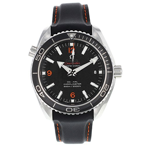 New Omega Seamaster Planet Ocean Mens Watch 232.32.42.21.01.005