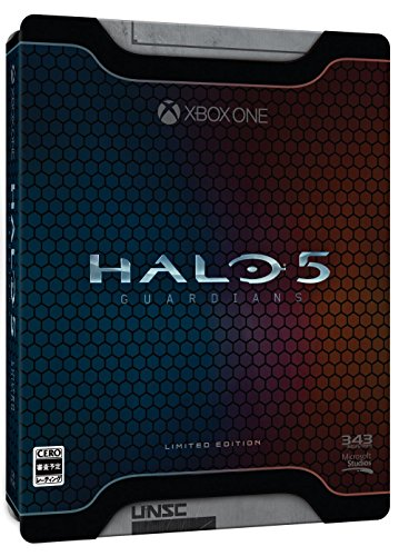 Halo 5: Guardians Limited Edition Book Award [Recon Marksman Rifle - 0 - crash Marksman Rifle skins:&Amazon.co.jp limited benefit [Sentinel battle rifle - 0 - Broadhurst battle rifle skins] with