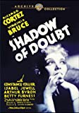 Shadow Of Doubt [DVD] [1935] [Region 1] [US Import] [NTSC]