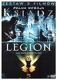 Ksiadz / Legion [Box] [2DVD] (English audio) by Paul Bettany