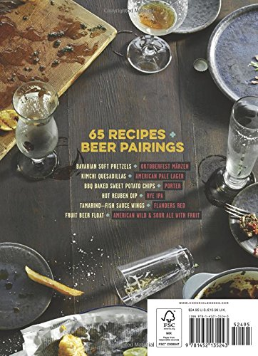 Beer Bites: Tasty Recipes and Perfect Pairings for Brew Lovers: 65 Recipes for Tasty Bites that Pair Perfectly with Beer