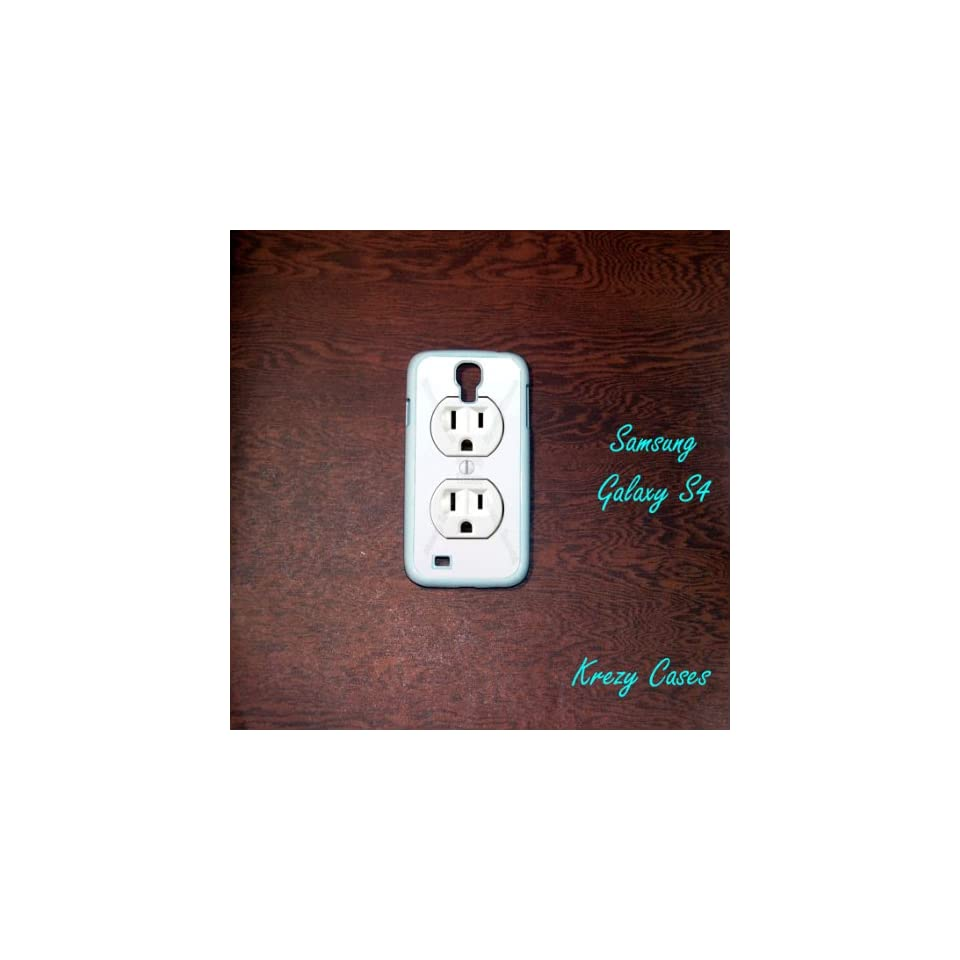 Samsung Galaxy S4 Case, Electric Outlet Samsung Galaxy S4 Case, Galaxy S4 Case
