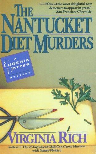 The Nantucket Diet Murders (Eugenia Potter Mysteries)