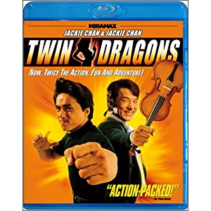 Twin Dragons [Blu-ray]