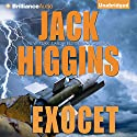 Exocet (       UNABRIDGED) by Jack Higgins Narrated by Michael Page