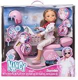 Nancy - Y Su Scooter Rosa (Famosa) 700008560