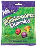 Wonka Puckeroom Gummies, 6.5-Ounce Packages (Pack of 12)
