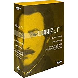 Donizetti 3 DVD Box Set