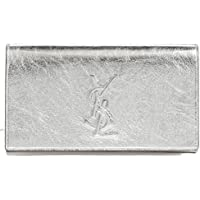 Ysl Muse 2 Yves Saint Laurent Muse Two Medium Blue Croc Embossed ...
