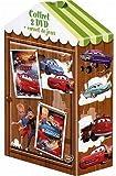 echange, troc Cars + Bienvenue ches les Robinson + Livret de jeux, coloriages et stickers