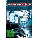 Airwolf - Season 2.2 3 DVDs
