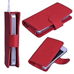StylE ViSioN Pu Leather Pouch for Samsung Galaxy J