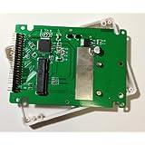 mSATA(Mini SATA)50mm→2.5インチIDE 9mm厚 SSD変換ケース KINGSPECJP