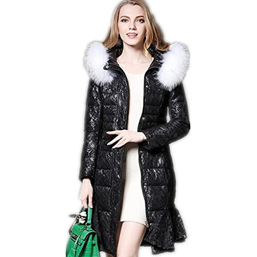 zyqyjgf-down-jacket-lace-fish-tail-womens-thickened-lightweight-fur-collar-hooded-full-zip-warm-long