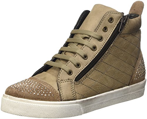 North Star 5432127, Scarpe a Collo Alto Donna, Beige, 38 EU