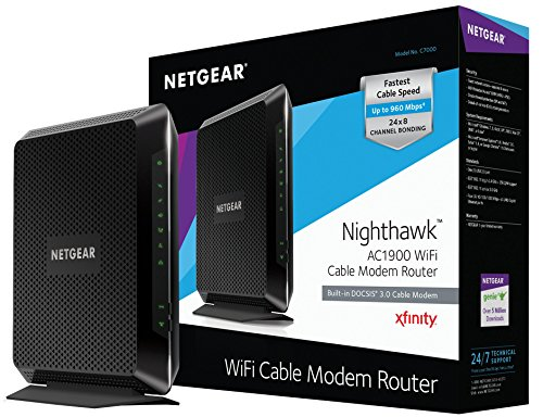 netgear-nighthawk-ac1900-24x8-wi-fi-cable-modem-router-c7000-docsis-30-certified-for-xfinity-comcast