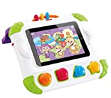 FISHER PRICE Apptivity creation centre -With the Apptivity creation centre, a sturdy case with clear film helps to protect your iPad from dribbles and drool as baby plays (Y6971)