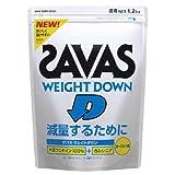 SAVAS サプリメント プロテインウエイトダウン ビッグ 1.2kg