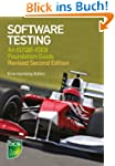 Software Testing: An Istqb-Iseb Found...