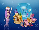 LIMITED EDITION NIXIES VACAY COVE UNDERWATER HIDEAWAY PLAY SET WITH BELLA AND BRODY THE SEAL - Undersea Glam on the Go!