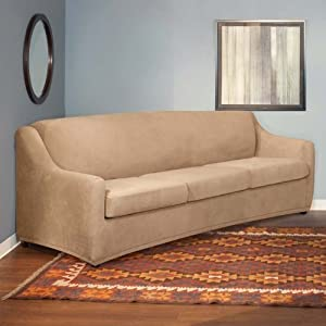 Stretch Pearson Sleeper Sofa Cover Queen