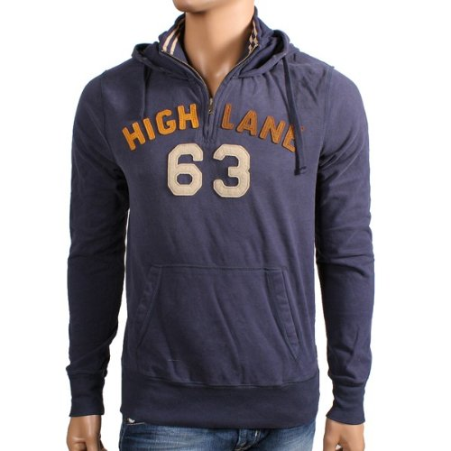 Scotch&amp;Soda High Lane Hoodie navy, Gr&#246;&#223;e:XXL