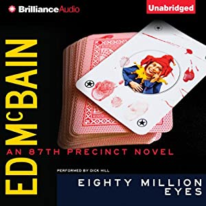 Eighty Million Eyes: An 87th Precinct Novel | [Ed McBain]