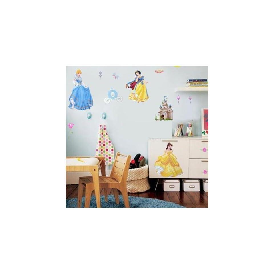 Castle removable Vinyl Mural Art Wall Sticker Decal