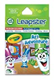 LeapFrog Leapster Game: Crayola Art Adventure