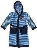 Schiesser Baby - Jungen Bademantel 137859-800, Gr. 80 (9M), Blau (800-blau)