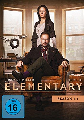 Elementary - Season 1.1 [3 DVDs]