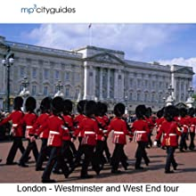 London: mp3cityguides Walking Tour (       UNABRIDGED) by Simon Harry Brooke Narrated by Simon Harry Brooke