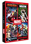 Marvel Anim�s - Coffret�: Iron Man +...