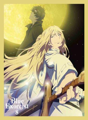 青の祓魔師 8(完全生産限定版) [Blu-ray]