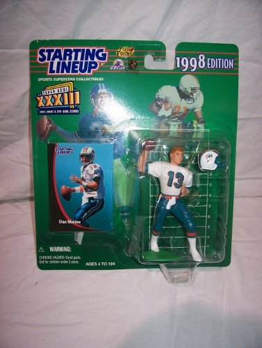 Dan Marino 1998 Kenner Starting Lineup