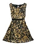 Rare Editions Girls Sparkle Dress