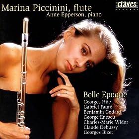 """Flute Recital """"Belle Epoque"""""""
