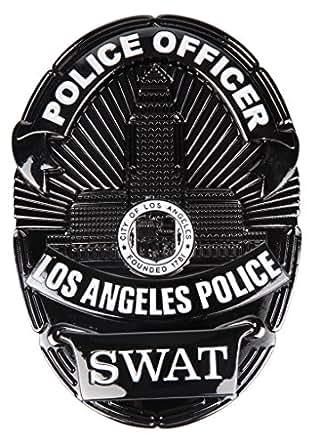 Amazon.com: LAPD Los Angeles Police Department Swat Metal