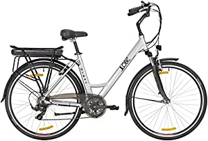 LLOBE E-Bike »Urban, 71,12 cm (28 Zoll)« 71,12 cm (28 Zoll), 49 cm