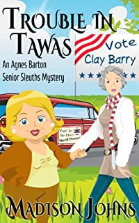 Trouble In Tawas, Cozy Mystery by Madison Johns ebook deal