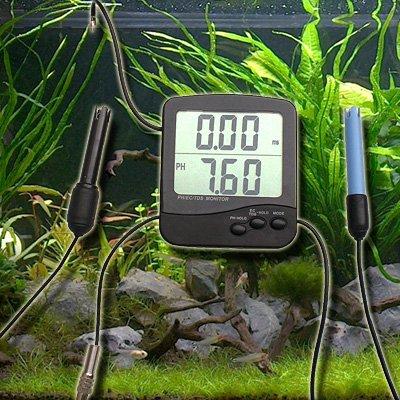 Kombi PH/EC Meter Messgerät Leitwert Leitfähigkeit P22