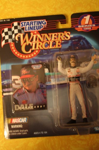 Starting Lineup Winner's Circle Dale Earnhardt (Series 1 1998) - 1