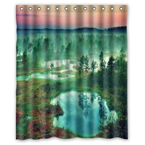 arte-moderno-estilo-cortina-de-ducha-nature-landscapes-canyons-valley-rocks-trees-view-scenic-mounta
