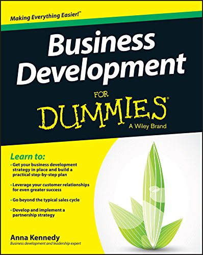 Business Development For Dummies (Business Development Kindle compare prices)