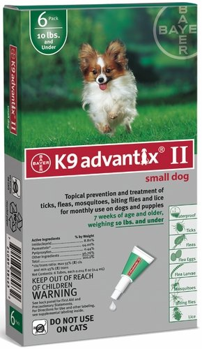 bayer-004bay-04458455-k9-advantix-ii-for-small-dogs-0-10-lbs-green-4-months