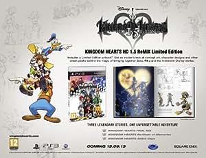 Kingdom Hearts 1.5: Limited Edition (PS3)