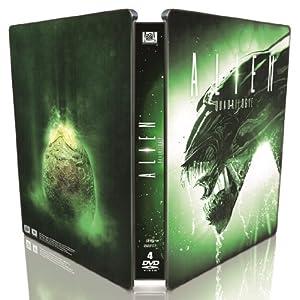 Alien Quadrilogy [Édition Limitée boîtier SteelBook]