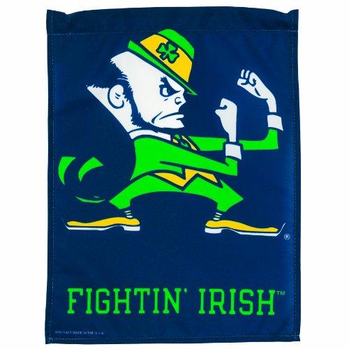 Notre Dame Fighting Irish Garden Flag By Wincraft